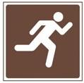 running-regulation-sign