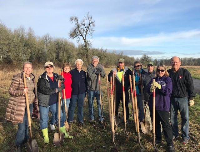 Volunteer Friends Of The Ridgefield National Wildlife Refuge