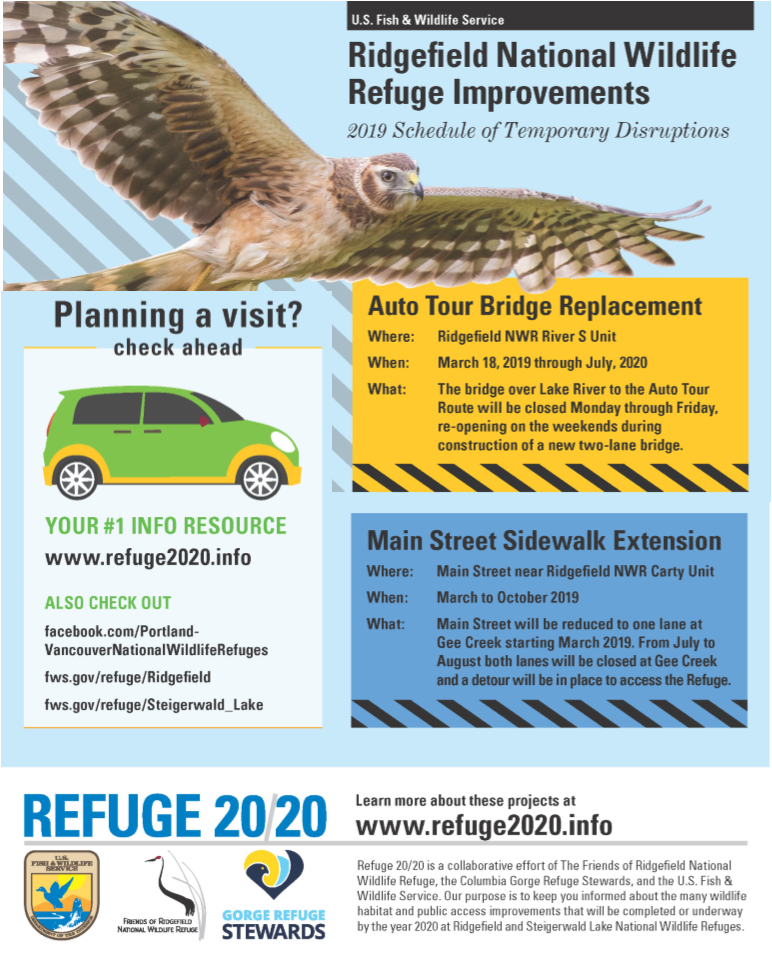 Refuge Projects and Additional Info - Friends of the